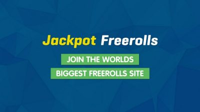 Jackpot Freerolls $80k+ Series